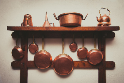 Copper Cookware Benefits
